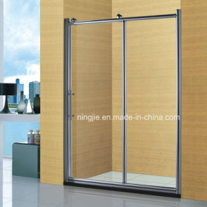 Hottest Selling Eight Angle Wheel Bathroom Shower Room Screen (A-894) pictures & photos