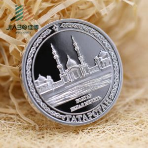Die Casting 3D Alloy Casting Metal Custom Zinc Alloy Coin with Soft Enamel pictures & photos