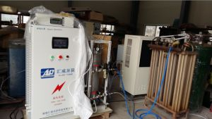 500g/H Ozone Generator for Landfill Waste Water Pilot Test Odor Removal and Cod Reduction pictures & photos