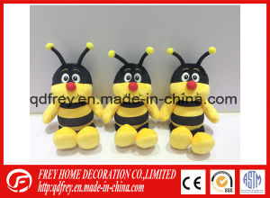 Cute Soft Stuffed Bee Toy for Promotional Gift pictures & photos