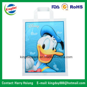 Plastic Bag/Polybag for Soft Loop Carrier Bag