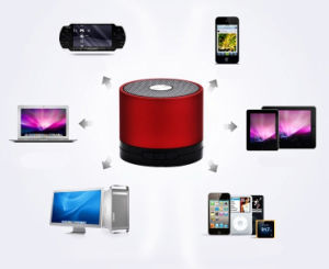 Wirelss FM Radio Bluetooth Speaker with TF Card pictures & photos