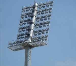 18m High Mast Flood Lighting Pole Stadium Pole