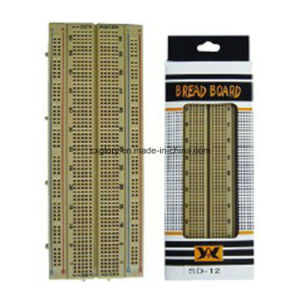 840 Point Protoboard Solderless Breadboard and Jumper Wire pictures & photos