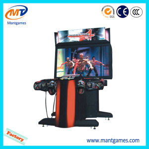 Video Game Type Rambo Shooting Gun Simulator Arcade Game Machine for Sale pictures & photos