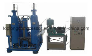 500L Per Day Cryogenic Liquid Nitrogen N2 Generator pictures & photos