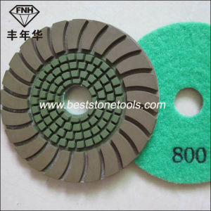 Dd-7 Dry Sunshine Polishing Pads for Stone and Diamond