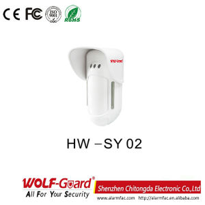 HW-SY02 Infrared Microwave Complex Intrusion Detector pictures & photos