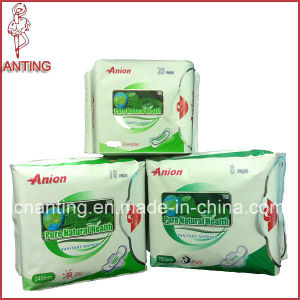 Top Quality Anion Chip Sanitary Napkin with Good Price Manufacturer of Sanitary Napkin in China pictures & photos