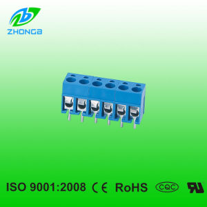 PCB Screw Terminal Block with Pitch 5.0mm