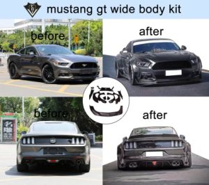 Mustang Gt Wide Body Kit Ford Mustang Gt Robot Style Body Kit