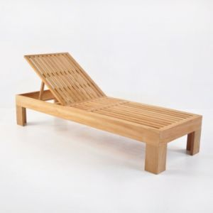 Pleasant Durable Garden Line Patio Furniture Teak Sun Lounger Uwap Interior Chair Design Uwaporg