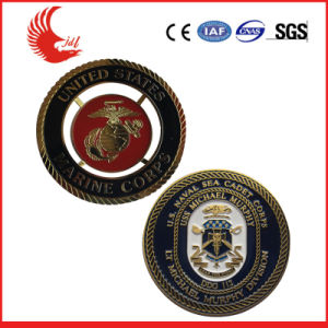 Promotional Fashion Custom Metal Coins pictures & photos