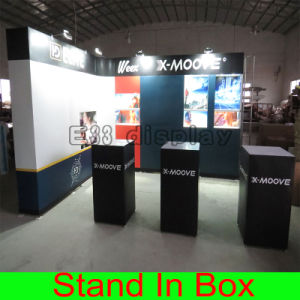 Custom Create Stunning Portable Fexible Modular DIY Exhibition Stand pictures & photos