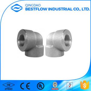 High Pressure Forged Steel Pipe Fittings pictures & photos