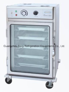 Industrial Hot Food Holding Cabinet With Castor