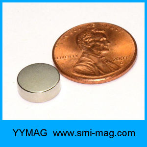 High Performance Magnet Neodymium Disc for Magnetic Generator pictures & photos