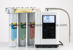 Hot Selling Household Alkaline Water Ionizer pictures & photos