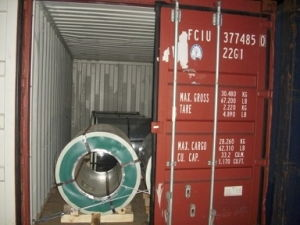Cold Rolled Steel Coil for Construction