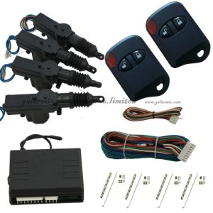 12V Universal Remote Central Lock System with 4 Actuators