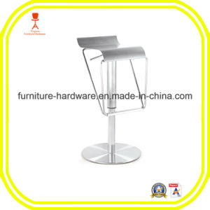 Furniture Hardware Parts Bar Stool Chair Swivel Chrome Finish Base Adjustable pictures & photos