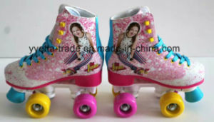4 Wheel Roller Skate with En 71 Approval (YVQ-002)