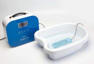 Nano Hydrogen Water Detox Foot SPA Machine, Promote Metabolism, Detoxing Our Body Toxin Foot Bath Basin Machine pictures & photos