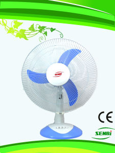16 Inches 12V DC Table Fan Desk Fan Solar Fan