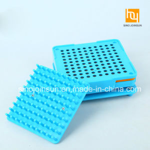 Hot 100 Holes Manual Capsule Filling Board Capsule Making Machine