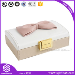 Customized Luxury Handmade Packaging Jewelry Leather Box