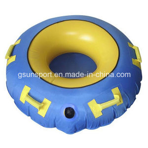 Inflatable Snow Tube Winter Sled Ride Pool Float