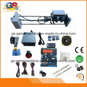 China Malaysia Claw Toy Game Arcade Crane Claw Machine Kit