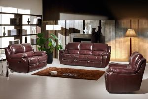 China Living Room Furniture Low Price Leather Modern Promotion