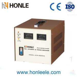 Cheap Price of 5kVA Relay Type AC Voltage Stabilizer pictures & photos