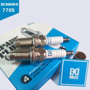 2017 Factory Direct Iridium Spark Plug for Gasoline Engine