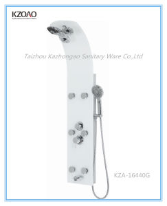 Kza-16440g Hot Selling Glass Shower Panel
