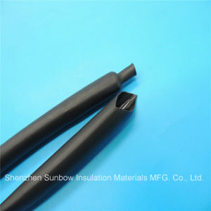 UL Adhesive Lind Polyolefin Heat Shrinkable Tube for Cable Wraps pictures & photos