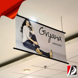 Two-Side Hanging Banner Double Sided PVC Banner (DOU-03) pictures & photos