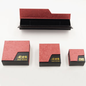 Hot Sale Square Shape Cardboard Gift Packaging Box (J15-E) pictures & photos