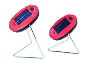 0.5W LED Solar Reading Light with 5V 0.4W Solar Panel