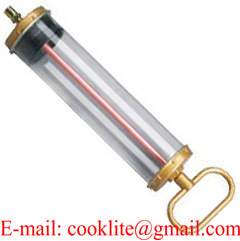Oil Fluid Suction Transfer Hand Syringe Gun Pump Extractor (QH074) pictures & photos