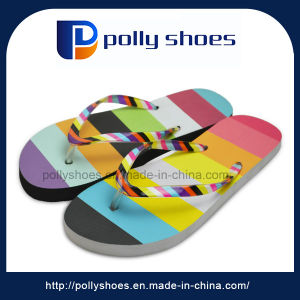 High Quality Latest Women Platform Flip Flop Slippers