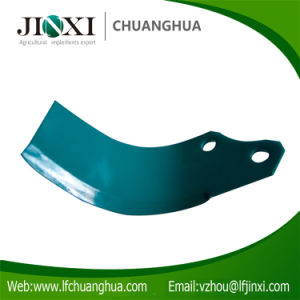 Agricultural Tractor Implement Tiller Blade / Farm Machinery Spare Blade /  Kubota Rotary Blades