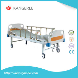 ISO/CE Certificate Manual Hospital Bed. Patient Bed.