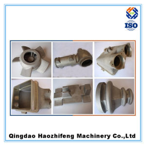 High Quality Aluminum Precision Sand Casting Parts pictures & photos