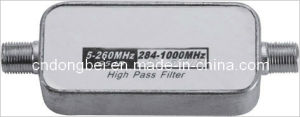 High Band Pass Filter