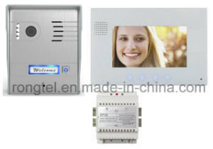 Video Dooe Phone Set for Villa Intercom System pictures & photos