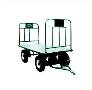 Heavy Duty Airport Baggage Cart (JT-SA13) pictures & photos