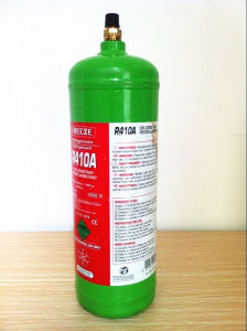 Small Recyclable Can 1600g Refrigerant Gas R410A for European Market pictures & photos
