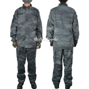 2014 Newest Camo Acu Style Military Uniform in a-Tacs Le Camo